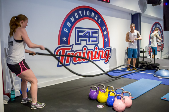 f45 training toronto