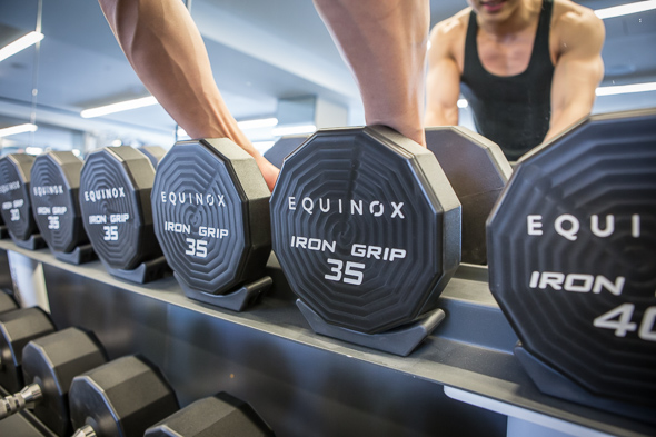Equinox Fitness Yorkvlile