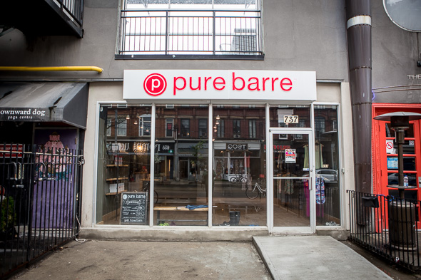 Pure Barre Toronto