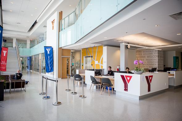 YMCA Cherry Street