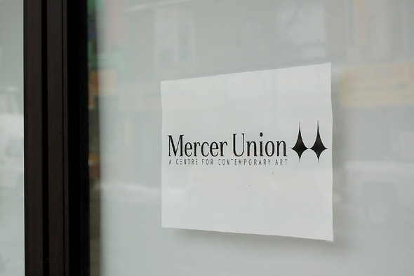Mercer Union Toronto