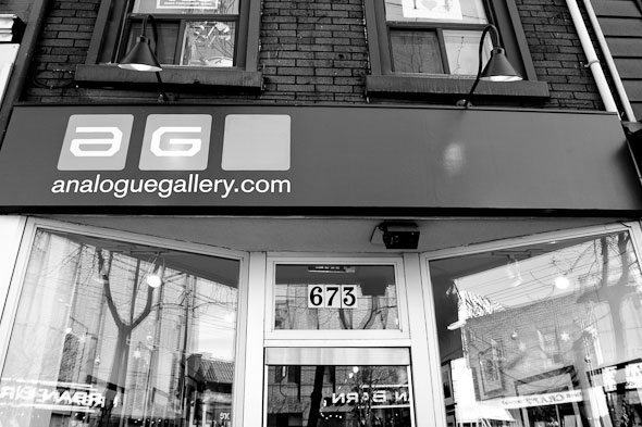 Analogue Gallery Toronto