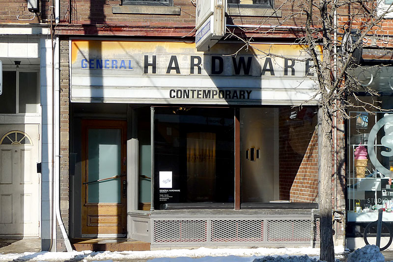 General Hardware Contemporary