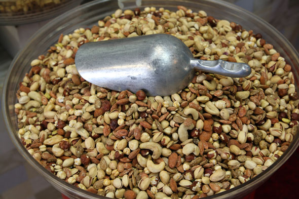Ladan Nuts Close