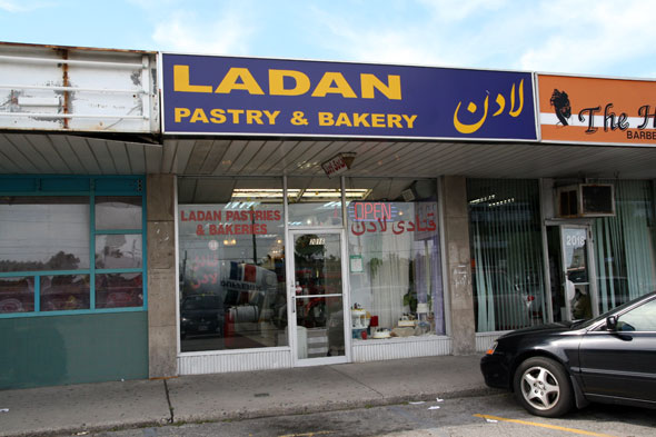 Ladan Sign