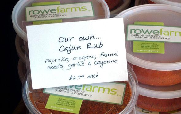Rowe Farms Meat
