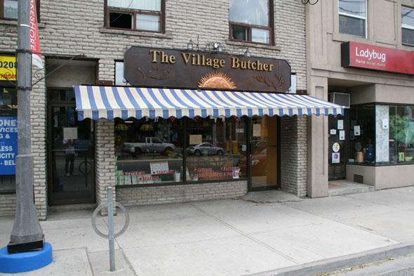 Village Butcher Toronto