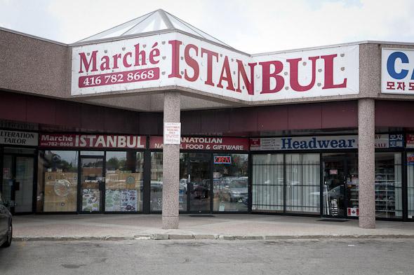 Marche Istanbul Toronto