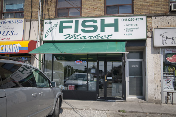 City Fish Toronto