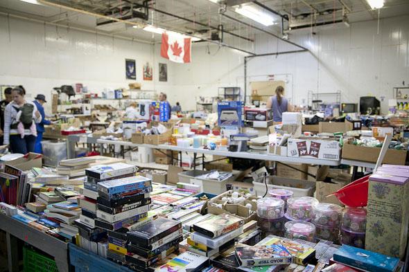 Toronto Weston Flea Market