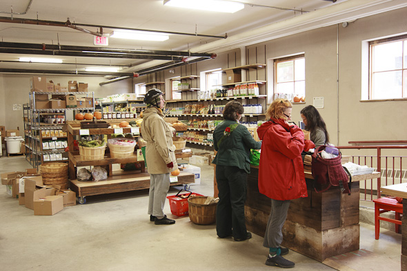 west end food co op food hub toronto