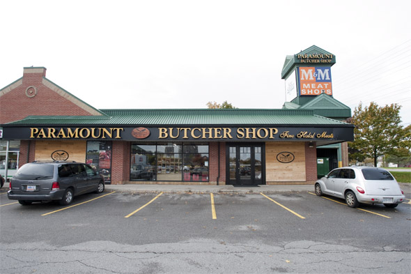 Paramount Butcher Shop