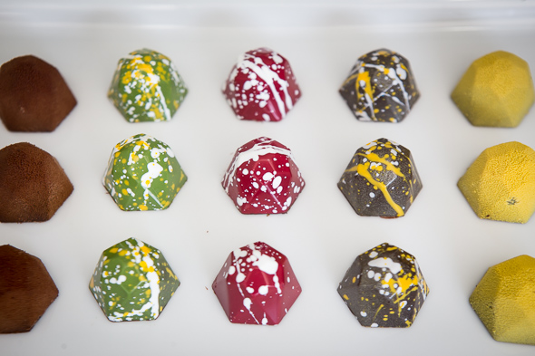 chocolates x Brandon Olsen