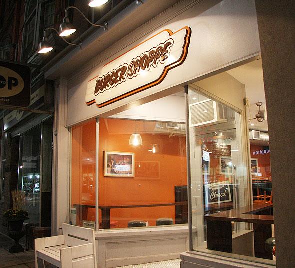 The Burger Shoppe
