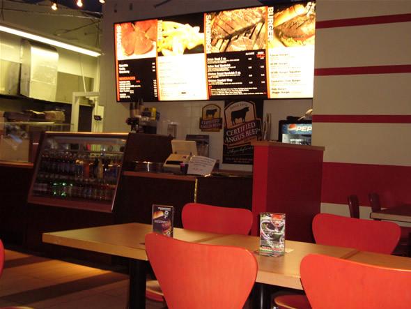 acme burger co design-- borg for common sense