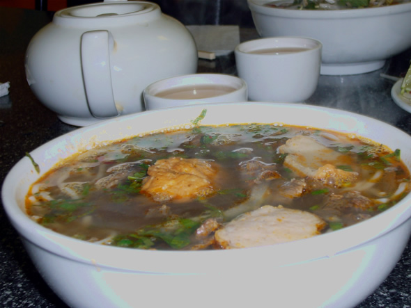 Hue Style Noodles