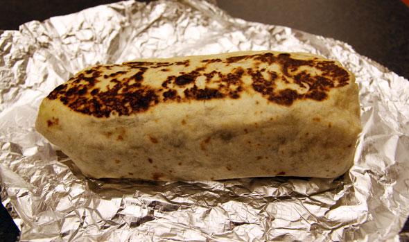 Z-Teca Burrito