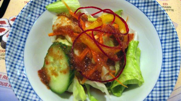Lola Sushi Salad
