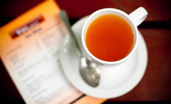 Tibet Kitchen Lemon Tea