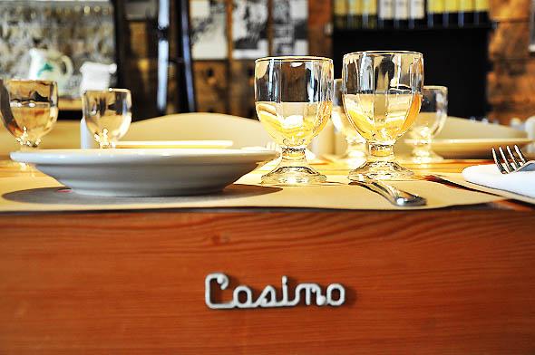 Osteria Ciceri e Tria Restaurant Toronto