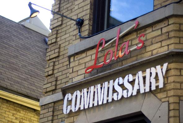 Lola's Commissary