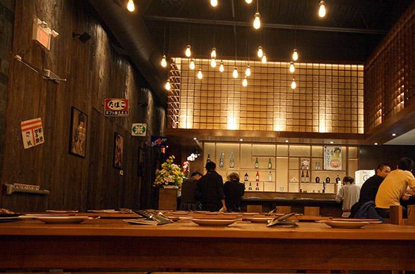 Interior - Guu Izakaya
