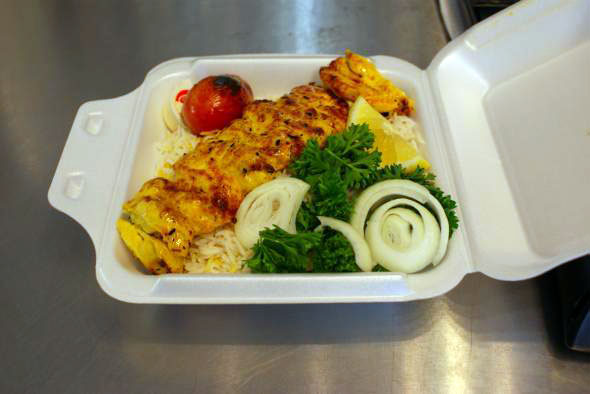 Chelow-Kabab