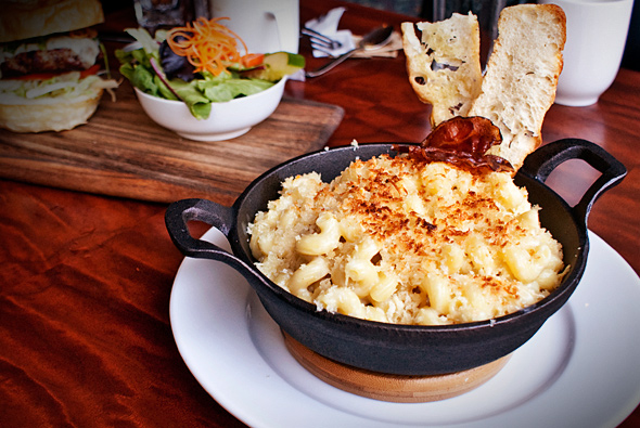 mac and cheese Toronto