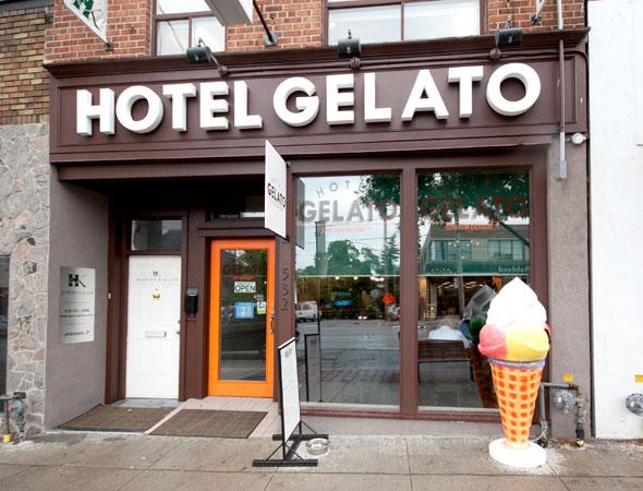 Hotel Gelato