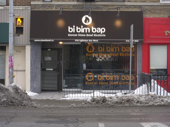Bi Bim Bap Toronto