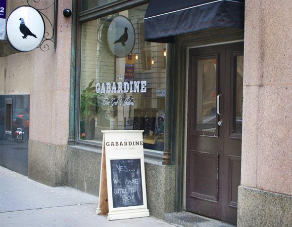 Gabardine Toronto