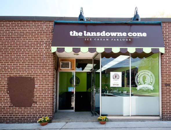 Lansdowne Cone