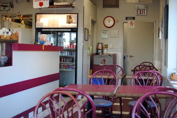 The Burger Hut Toronto