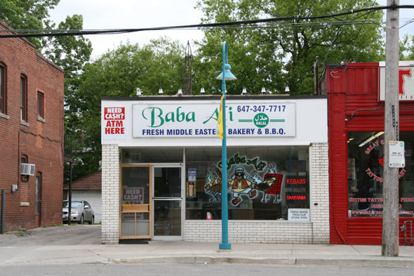 Baba Ali Toronto
