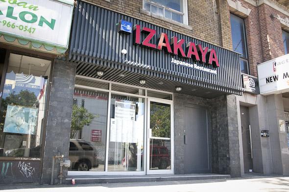 Izakaya College Street