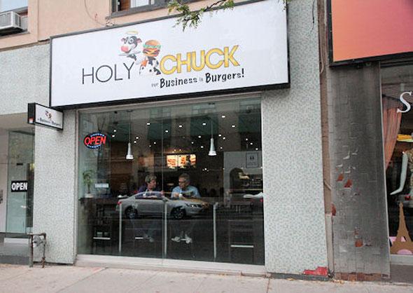 Holy Chuck Toronto