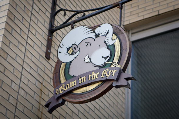The Ram in the Rye