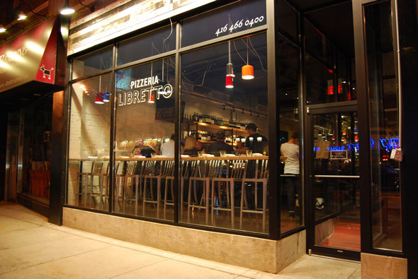 Pizzeria Libretto Danforth