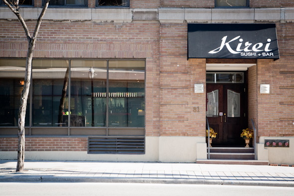 Kirei Sushi Toronto