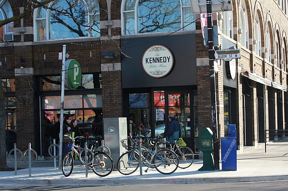 Kennedy Public House Toronto