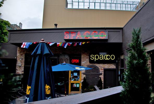 Spacco Restaurant Bar
