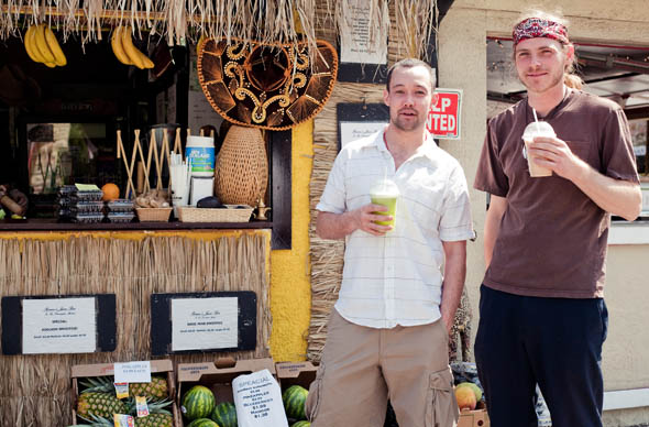 romeo's juice bar toronto