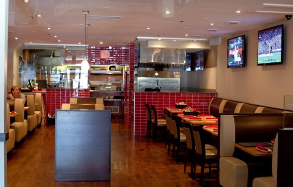 stack restaurant toronto