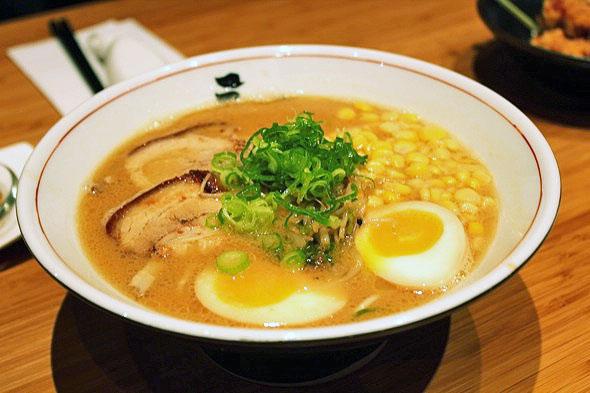 Ramen Noodles Restaurant Toronto