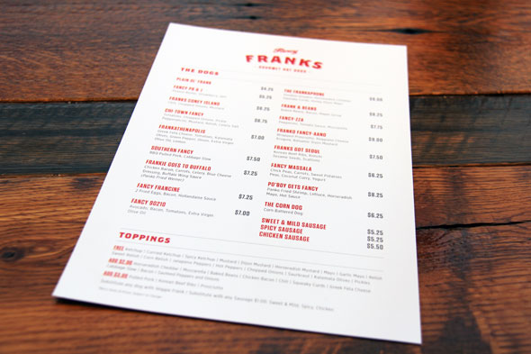 fancy franks toronto