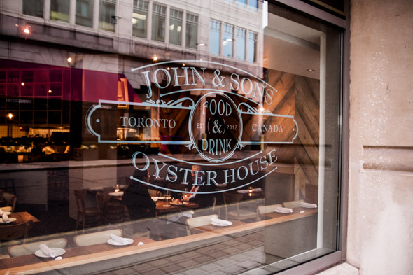 john and sons oyster house