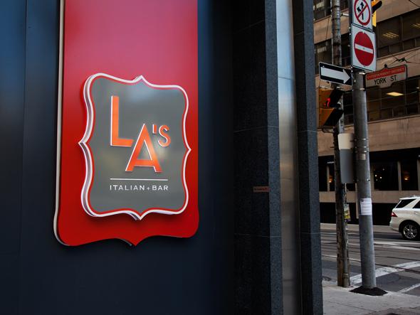 LA's Italian Bar