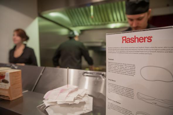 Rashers Toronto