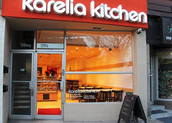 karelia kitchen toronto