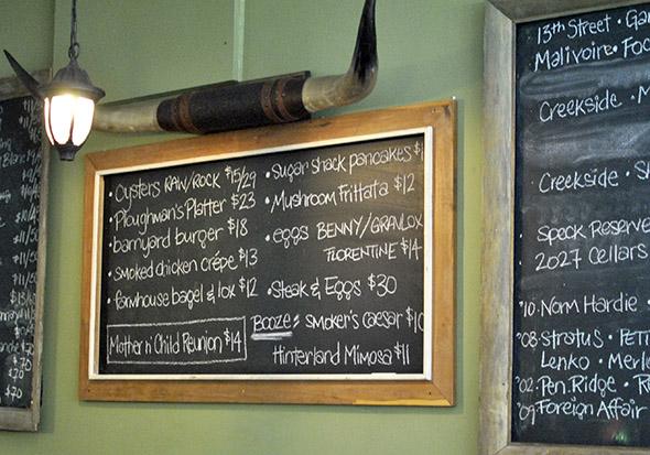 farmhouse tavern toronto